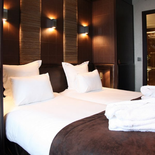 Hotel Adresse: Chambres