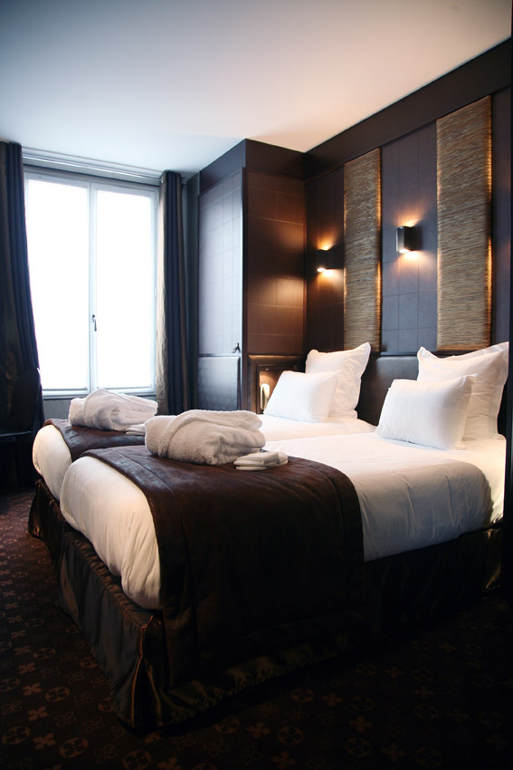 photo gallery hotel l adresse paris paris. Black Bedroom Furniture Sets. Home Design Ideas
