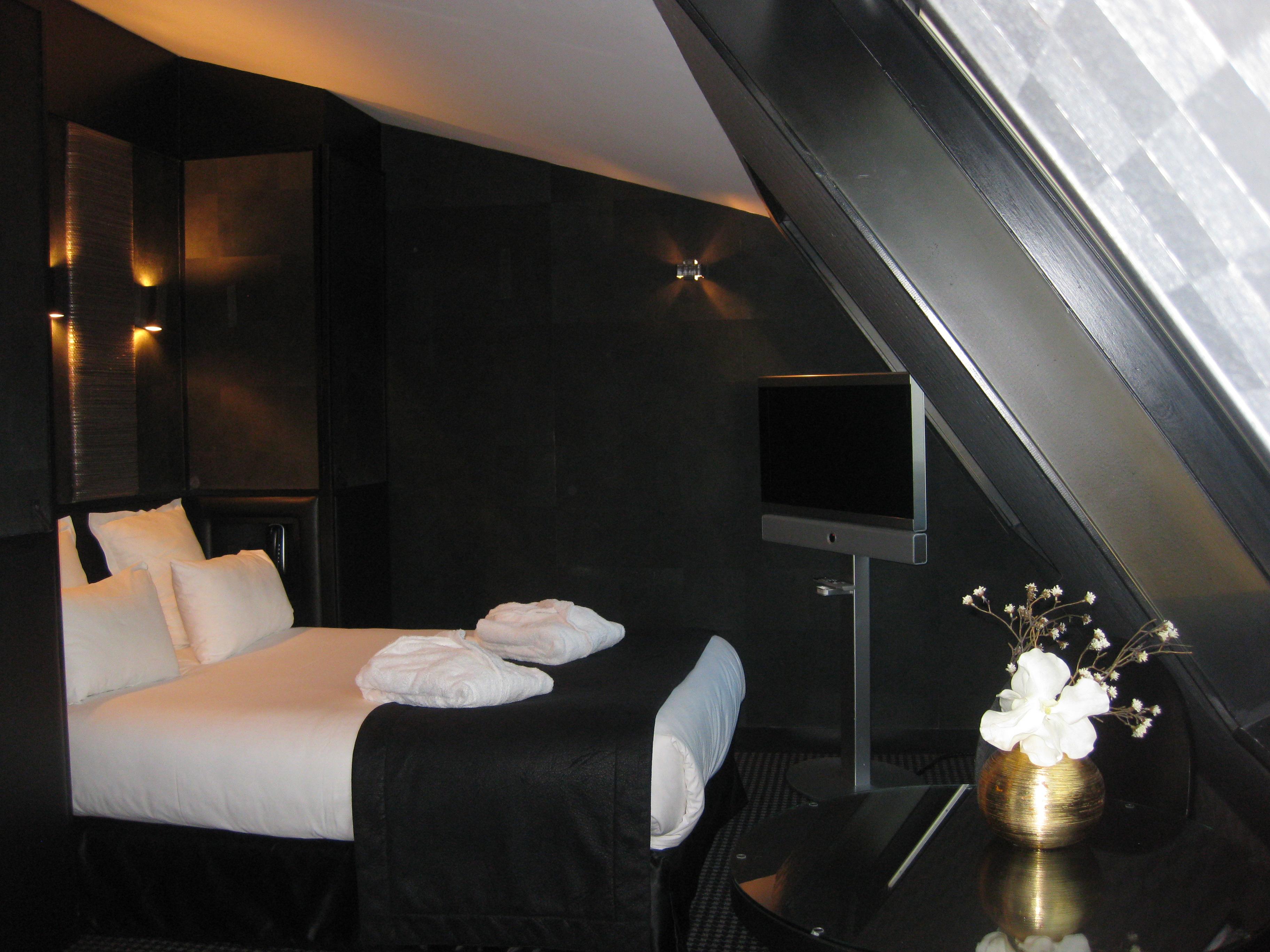 Chambre Prestige Vue Tour Eiffel